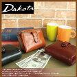 ダコタ 財布 DAKOTA 財布 革製 レディース財布  クラプトン ダブルファスナー付二つ折り財布 【送料無料】0030102 0035102母の日 ギフト プレゼント