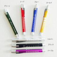 【送料無料】クリップ式LEDペンライトスケールプリント付き(7色)