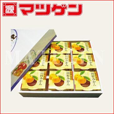 フルーツまるごとゼリーセット 田村みかん 小南農園 250g×9個入