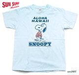 "SUNSURF×PEANUTCREWNECKT-SHIRT""ALOHAHAWAII""StyleNo.SS78753"