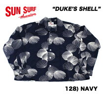 """DUKEKAHANAMOKUSPECIALEDITIONRAYONL/S""""DUKE'SSHELL""""StyleNo.DK27557"""