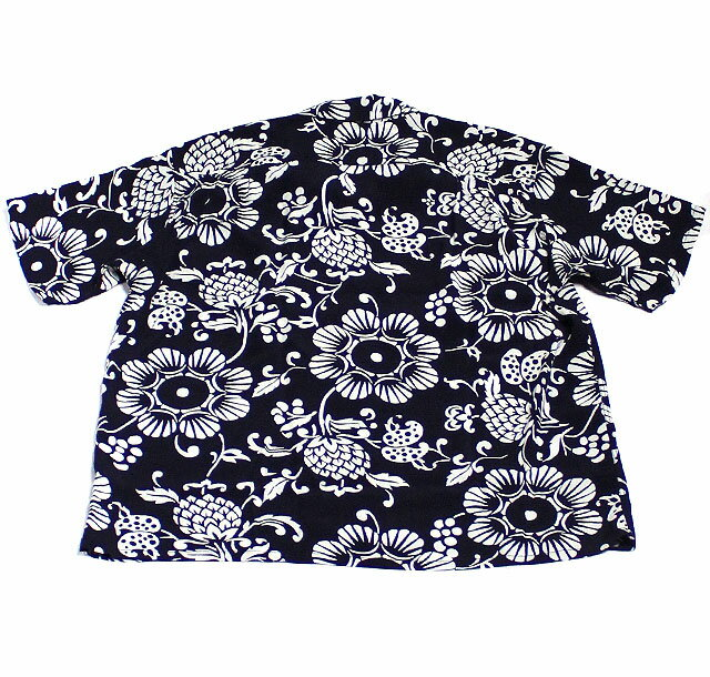 "DUKE KAHANAMOKU アロハシャツSPECIAL EDITIONRAYON S/S ""PINEAPPLE PAREAU""Style No.DK37492"