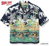 """SUNSURFサンサーフアロハシャツRAYONS/SSPECIALEDITIONKAWAIHAUOFHAWAII""""ALOHAHAWAII""""StyleNo.SS35494"""