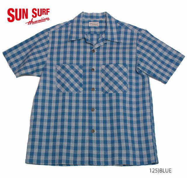 トップス, カジュアルシャツ SUN SURF COTTON SS SPECIAL EDITION WATUMULLSPALAKA SHIRT Style No.SS37588