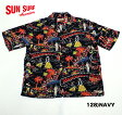 "SUN SURFRAYON S/S""HAWAII CALLS""Style No.SS37474"