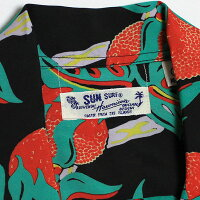 "SUNSURFRAYONS/S""BREADFRUITS""StyleNo.SS37465"