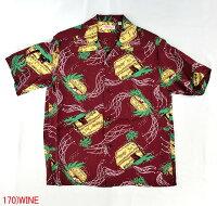 "SUNSURFRAYONS/Sアロハシャツ""HAWAIIANVILLAGE""StyleNo.SS36823"