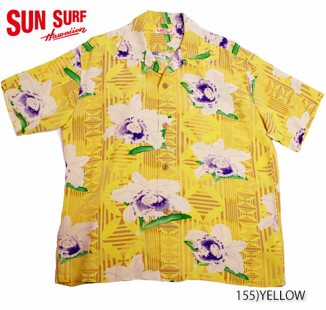"""SUN SURFRAYON S/S""""ORCHID & TAPA""""Style No.SS36024"""