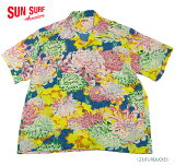 "SUNSURFサンサーフアロハシャツRAYONS/S""SPARROW'SHIDEOUTBAMBOO""StyleNo.SS38039"