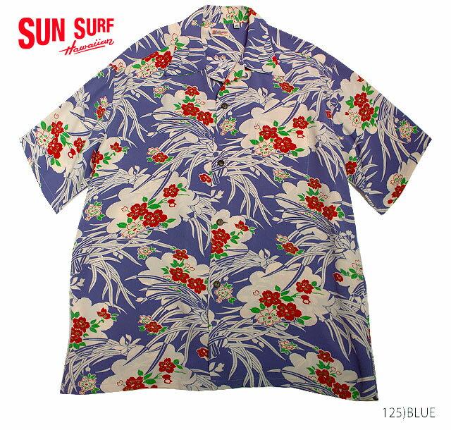 トップス, カジュアルシャツ SUN SURF RAYON SSCHERRY BLOSSOMStyle No.SS34871