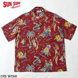 """SUNSURFRAYONS/S""""HAWAIIANPASSION""""StyleNo.SS38575"""