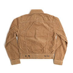 Workers Big Day 701BD Corduroy Jacket: Beige