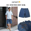 Carhartt(カーハート)#B28 DENIM WORK...