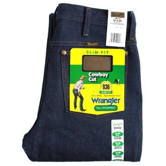 # 936 Slim fit jeans /Rigid Wrangler ( Wrangler )