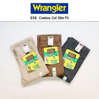 # 936 Slim fit jeans and charcoal gray Wrangler ( Wrangler )