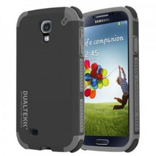 [日本正規代理店品] ピュアギア puregear DualTek Extreme Impact Case - Matte Black Samsung Galaxy S4 93834VRP ブラック