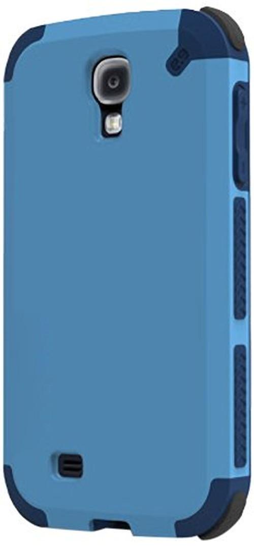 [日本正規代理店品] ピュアギア puregear DualTek Extreme Impact Case - Indigo Blue Samsung Galaxy S4 93895VRP ブルー