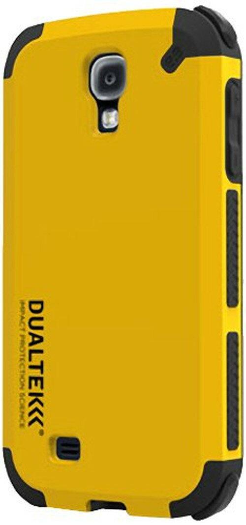 [日本正規代理店品] ピュアギア puregear DualTek Extreme Impact Case - Kayak Yellow Samsung Galaxy S4 93843VRP イエロー