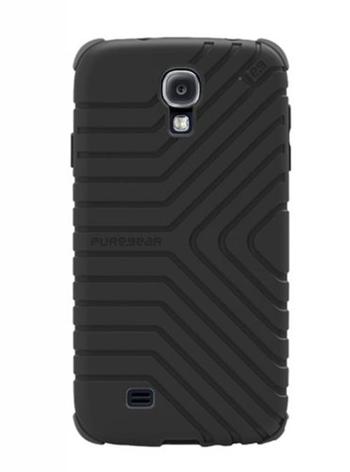 [日本正規代理店品] ピュアギア puregear GripTek - Black Samsung Galaxy S4 93836VRP ブラック
