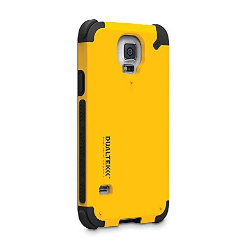 [日本正規代理店品] ピュアギア puregear DualTek Extreme Impact Case - Kayak Yellow Samsung Galaxy S5 96761VRP イエロー