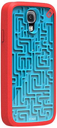 [日本正規代理店品] ピュアギア puregearAmazing Gamer - Blue/Red Samsung Galaxy S4 93840VRP ブルー/レッド