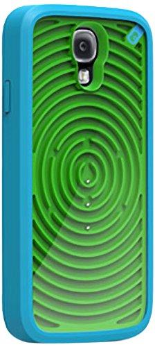[日本正規代理店品] ピュアギア puregear Groovy Gamer - Green/Blue Samsung Galaxy S4 93841VRP グリーン/ブルー