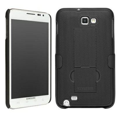 [日本正規代理店品] ピュアギア puregear Shell Holster Combo Samsung Galaxy Note 89724VRP ブラック