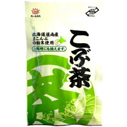 前島食品 たべたろう こぶ茶 54g 10袋×8