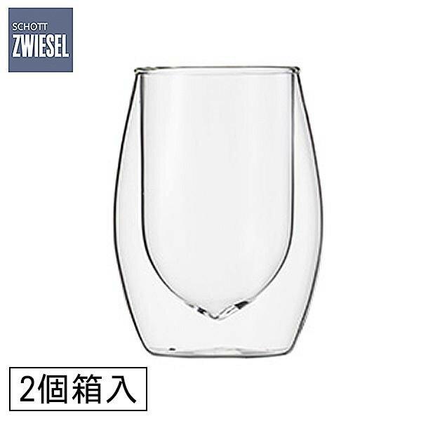 ショット・ツヴィーゼル サマームード 白ワイン/オールラウンド ワイングラス 278cc 2個箱入 30367