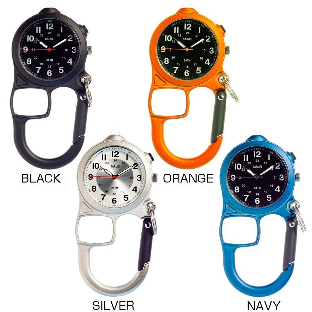 腕時計, その他 SARUEI LED LOUPE WATCH BLACKSR-013BK