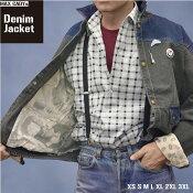 デニムジャケットオールシーズンマックス・ケイディMAXCADYメンズファッションピンバッジ3種類セット