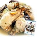 宮城県産カキのみ使用 旨味を閉じ込めた「牡蠣の水煮 缶詰 125g」オリジナル専用レシピ付 (お得な6缶組)