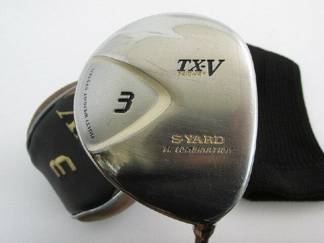 メンズクラブ, フェアウェイウッド 9290 ABFW 3W S2(SR)14 TX-V Seiko TX-V FairwayTX-VS2(SR)14