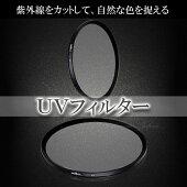 UVフィルター径37mm,40.5mm,46mm,49mm,52mm,55mm,58mm,62mm,67mm,72mm,77mm,82mm