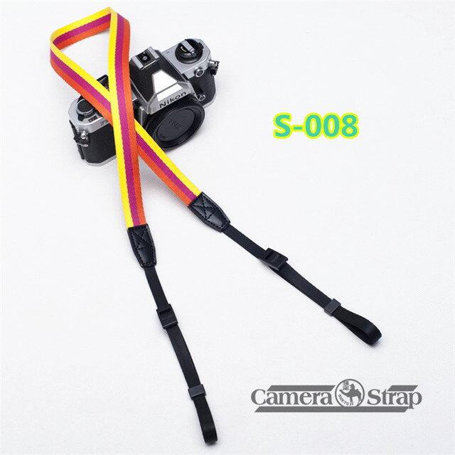 カメラ・ビデオカメラ・光学機器用アクセサリー, カメラストラップ  Canon Nikon Sony leica olympus OM-D S-008