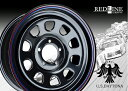 ■ U.S.Daytona デイトナ ■オフセット+30 PCD114.3ブラックカラー ホイール4本セット汎用/100系ハイエース他!!