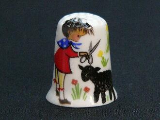 Black sheep thimble ( thimble ) black sheep shearing HM ( Netherlands ) brand new and unused. Squirrel limited issuance of only 50 pieces!