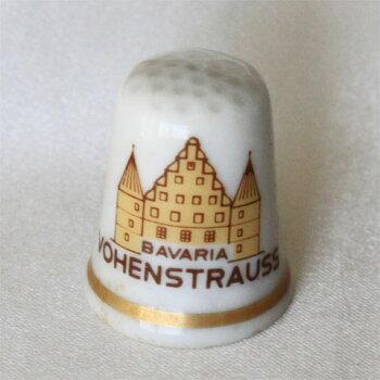 名窯のマークデザインヴォッヘンシュトラウス(VOHENSTRAUSS)