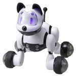 【おまけ付】【ポイント10倍】ロボット犬歌って踊ってわんわんRI-W01正規品会話認識ロボット音声認識犬型ロボットうたっておどってワンワンAIロボットロボット犬いぬ15種の合言葉を理解歌って踊って歌ダンス