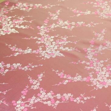チャイナドレス用生地 1B ピンク