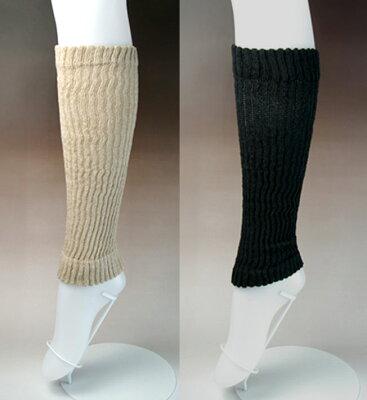 【薄手】シルクのひざサポーター、レッグウォーマ兼用ロング型,シルクの効果で関節を保温します男女兼用のフリーサイズ長さ37cm:太さ18cm〜30cm伸縮日本製