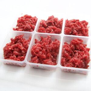 鹿モモ肉ミンチ 1セット:500g(250g×2パック)最高級品質 繊細な九州鹿  安心 健康 無添加 天然 国産 ジビエ 低脂肪 高タンパク ヘルシー