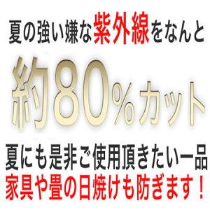花粉・黄砂防御式網戸用交換ネットクロスキャビン(100cm幅)【ホワイト】【ロスがないcm切り売り】