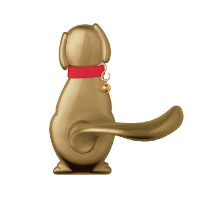ワンちゃん、ネコ好きは避けて通れない!史上初のイヌ型(ゴールデンレトリバー)、ネコ型ドアノ...