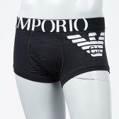 エンポリオアルマーニ EMPORIO ARMANI ボクサーパンツ ブラック ブラック系 111866 cc725 00020 メンズ【返品交換不可】【あす楽対応_関東】