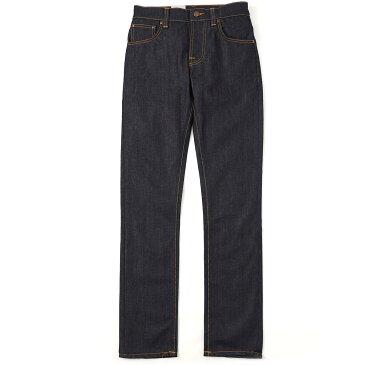 ヌーディージーンズ nudie jeans co ボタンフライ ジーンズ ブルー メンズ デニム カジュアル オーガニック grim tim 112223 GRIM TIM SLIM REGULAR FIT【あす楽対応_関東】【ラッピング無料】【返品送料無料】【180215s】