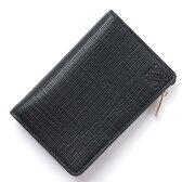 ロエベ LOEWE コインケース TEXTURED CALF BLACK ブラック系 10188 p30 1100 レディース【あす楽対応_関東】【ラッピング無料】【返品送料無料】