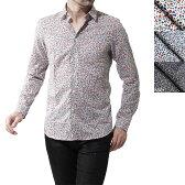 ポールスミス Paul Smith レギュラーカラーシャツ カジュアルシャツ タイニーカラーシャツ MEN SHIRT SLIM LSLV psxd433r 454 メンズ【ラッピング無料】【返品送料無料】【あす楽対応_関東】[outnew]