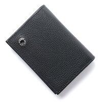 ハンティングワールド HUNTING WORLD カードケース 名刺入れ ブラック メンズ 212 371 KASHGAR【あす楽対応_関東】【返品送料無料】【ラッピング無料】