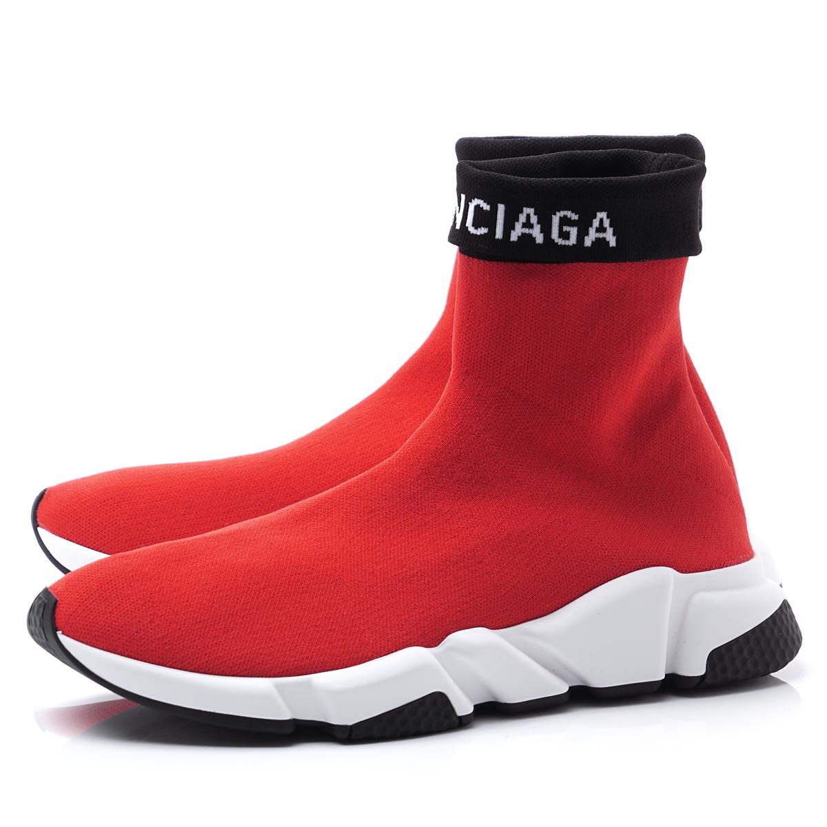 メンズ靴, スニーカー  BALENCIAGA 530363 w1gv0 6578 MAILLE RETOURNEE